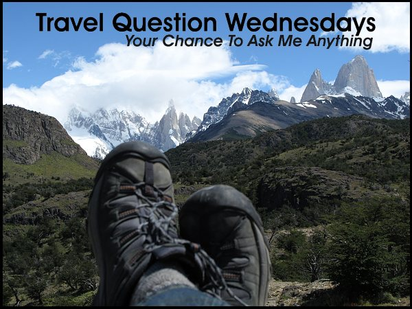 Ask Alex - Travel Question Q and A every Wednesday