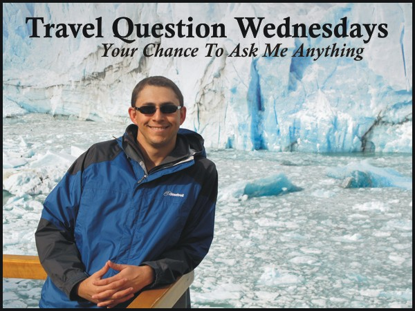Ask Alex - Travel Question Wednesdays