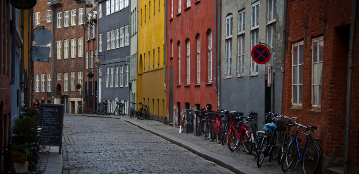 Copenhagen's Most Colorful Must-See Streets