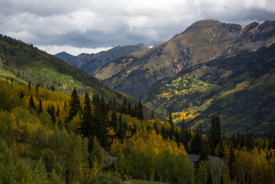 Open Roads and Changing Aspen – Weekly Travel Photo