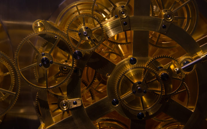 The Most Precise Mechanical Clock in the World - Copenhagen, Denmark
