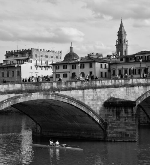 A Bridge in Florence Italy