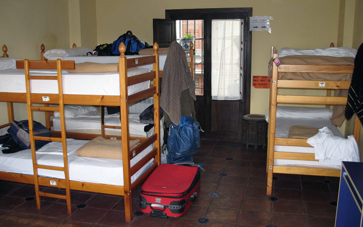 Fancy A Random Hostel Dorm Room