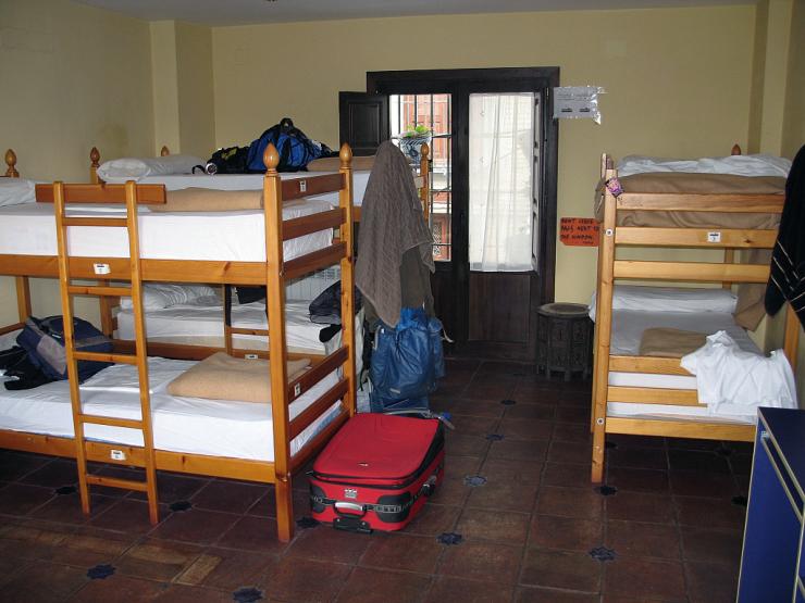Hostel Etiquette – Sleep In Your Own Damn Bed