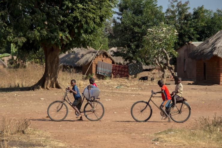 Zambian Children – Weekly Travel Photo