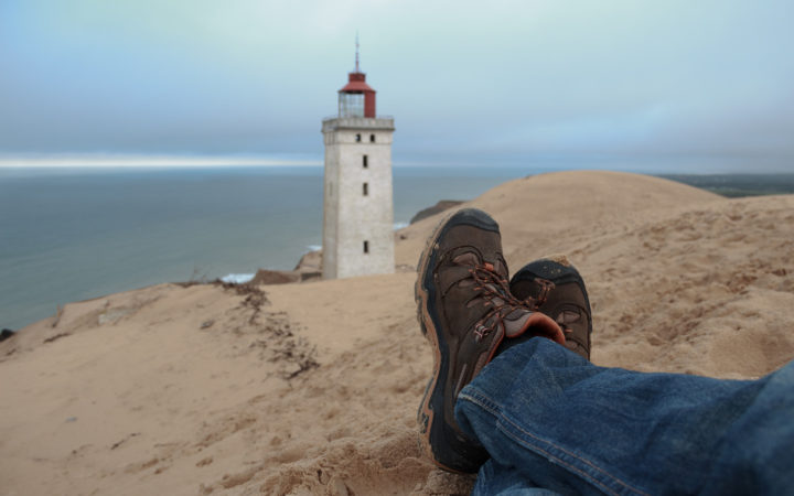Travel Blogging - The Lighthouse - Alex Berger