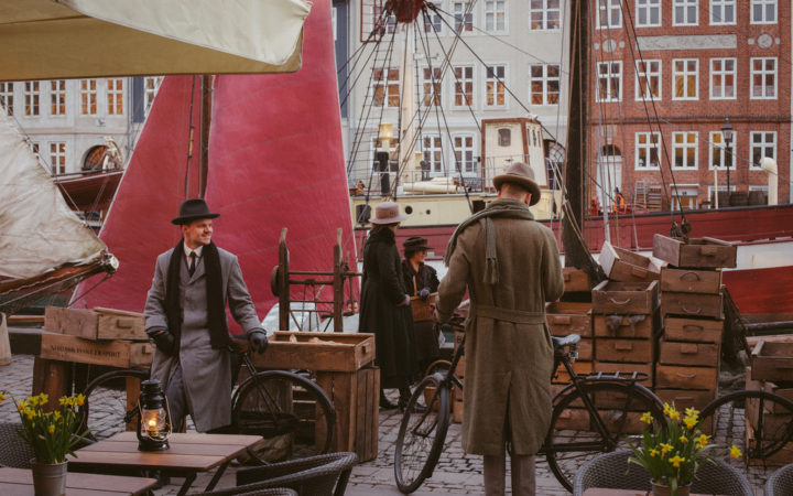 Nyhavn History Podcast Blog Post by Alex Berger