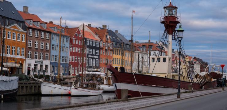 A Spring Photo Tour of Copenhagen