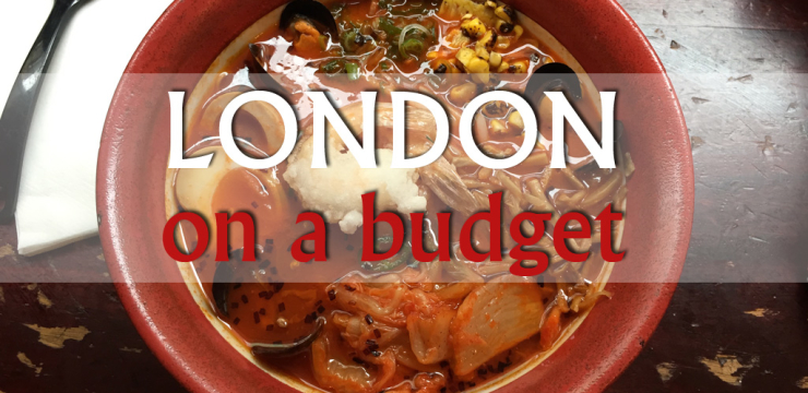 London on a Budget – Day Two – 36 Hours to Explore