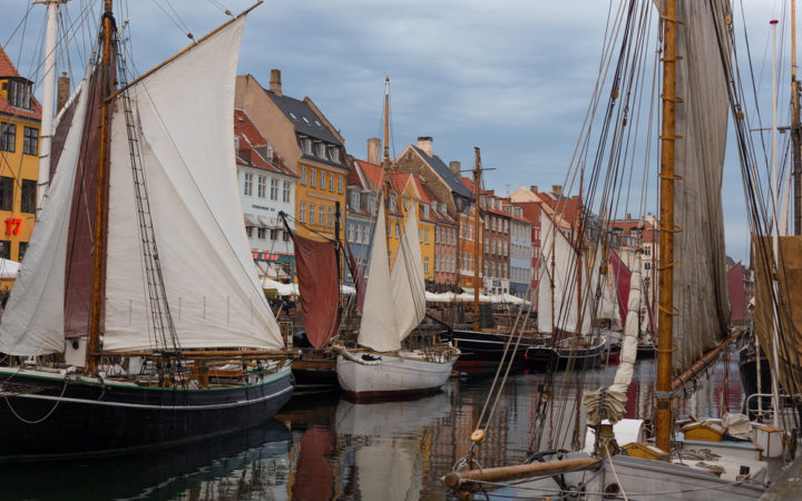 Nyhavn by Alex Berger