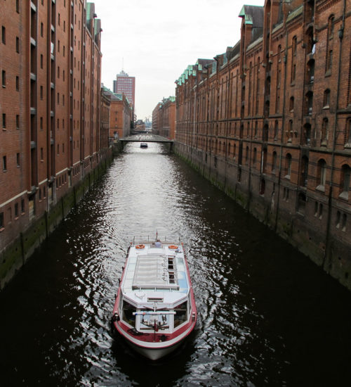 Hamburg Photo by Alex Berger
