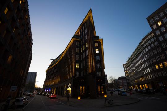 A Weekend Getaway Spent in Hamburg