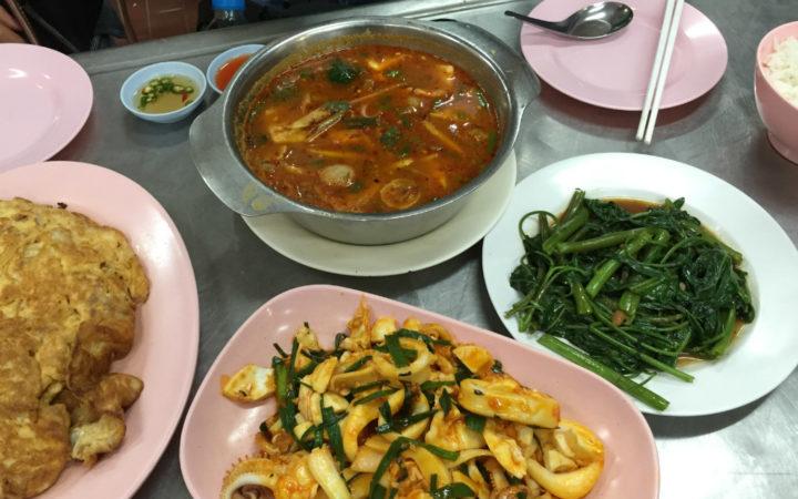 Thailand Local Eats