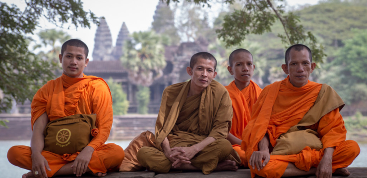 The Mysteries of Angkor and Angkor Wat