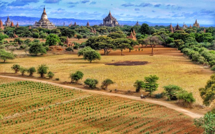 Picture Perfect Bagan by Alex Berger