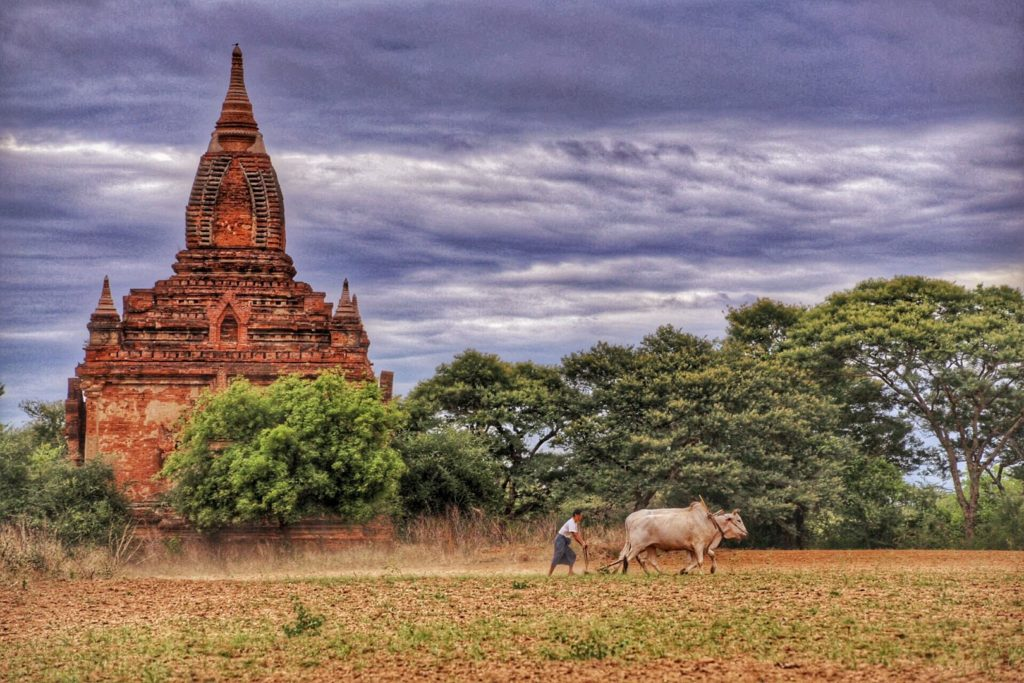 Bagan - Myanmar - Alex Berger