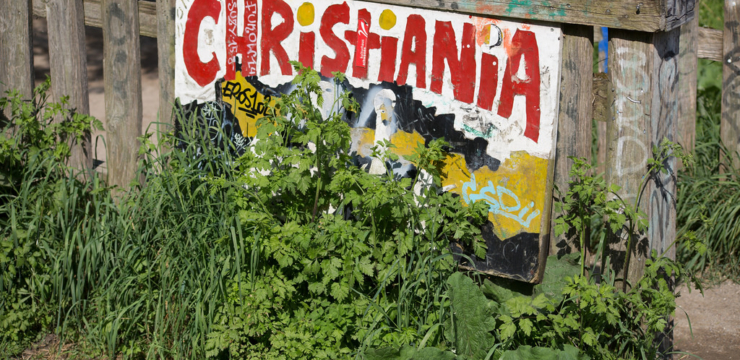 Is Christiania and Pusher Street Closed?