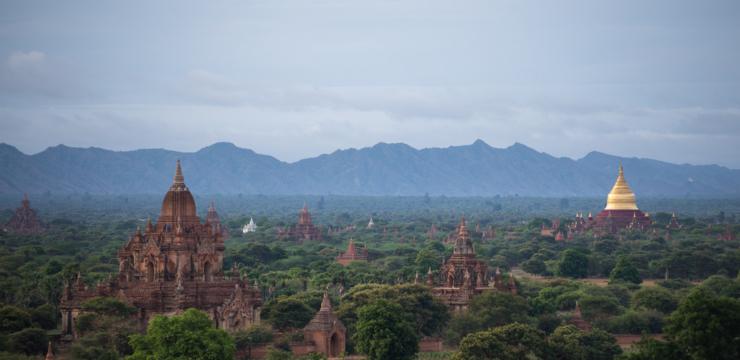 The Nearly Perfect 10 Day Trip to Myanmar – Leg 2: Bagan